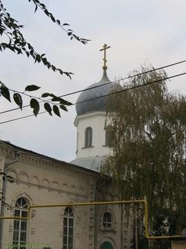 Саратов (Саратовская область): Достопримечательность Православный старообрядческий храм во имя успения Пресвятыя Богородицы
