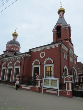 Саратов (Саратовская область): Достопримечательность Храм Преподобного Серафима Саровского