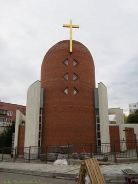 Саратов (Саратовская область): Достопримечательность Кафедральный Собор Святых Апостолов Петра и Павла