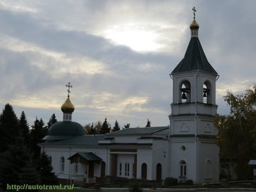 Саратов (Саратовская область): Достопримечательность Храм Дмитрия Солунского