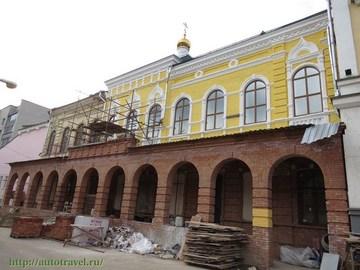 Саратов (Саратовская область): Достопримечательность Храм во имя Святой равноапостольной Марии Магдалины