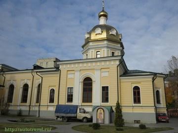 Саратов (Саратовская область): Достопримечательность Свято-Никольский мужской монастырь