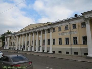 Саратов (Саратовская область): Достопримечательность Саратовский областной музей краеведения