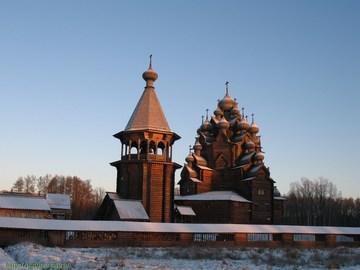 Санкт-Петербург (Ленинградская область): Достопримечательность Покровская церковь