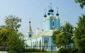 Санкт-Петербург (Ленинградская область): Достопримечательность Собор Преподобного Сампсона Странноприимца