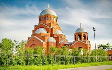 Санкт-Петербург (Ленинградская область): Достопримечательность Церковь Сретения Господня