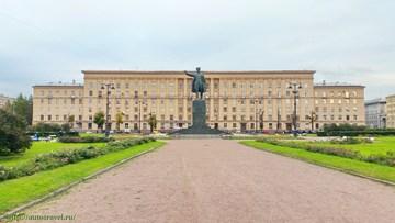 Санкт-Петербург (Ленинградская область): Достопримечательность Памятник С.М. Кирову