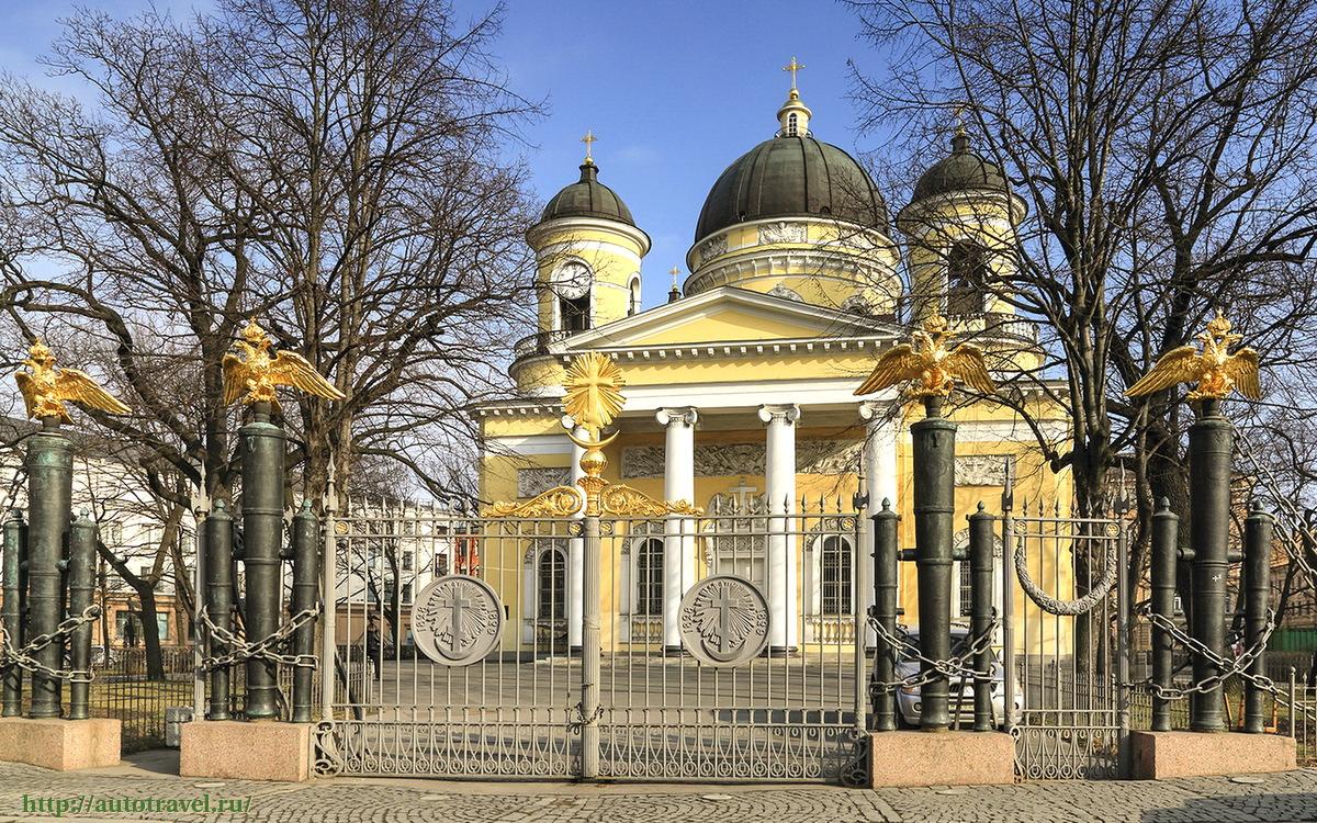 фото спасо-преображенский собор санкт-петербург