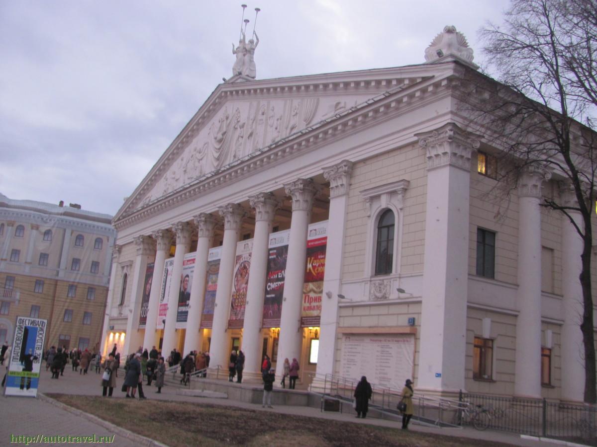 театр оперы балета воронеж билеты