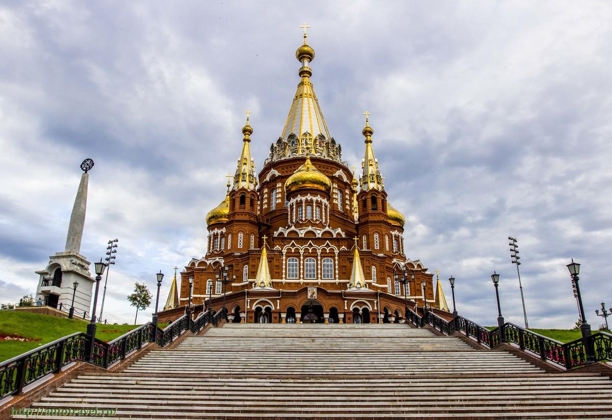зовут картинки свято михайловского собора ижевск это самое