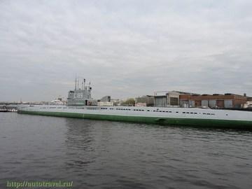 Санкт-Петербург (Ленинградская область): Достопримечательность Музей подводной лодки С-189