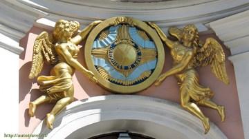 Санкт-Петербург (Ленинградская область): Достопримечательность Собор Святого апостола Андрея Первозванного