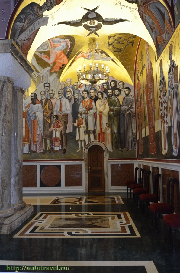 Черногория подгорица синагога