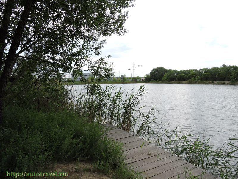рыбалка на клевом озере в омске