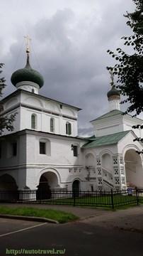 Ярославль (Ярославская область): Достопримечательность Храм рождества Христова