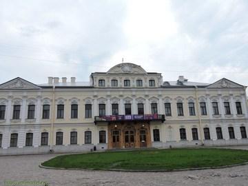 Санкт-Петербург (Ленинградская область): Достопримечательность Шереметевский дворец(Музей музыки)