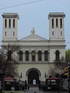 Санкт-Петербург (Ленинградская область): Достопримечательность Лютеранская церковь Святых Петра и Павла