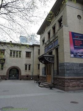 Санкт-Петербург (Ленинградская область): Достопримечательность Государственный музей политической истории России
