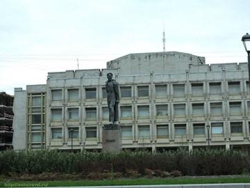 Санкт-Петербург (Ленинградская область): Достопримечательность Памятник Ф.Э. Дзержинскому