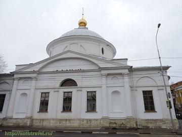 Ярославль (Ярославская область): Достопримечательность Казанский женский монастырь