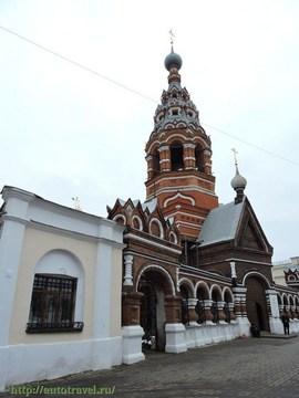 Ярославль (Ярославская область): Достопримечательность Храм Сретения Господня