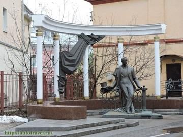 Ярославль (Ярославская область): Достопримечательность Памятник Леониду Собинову