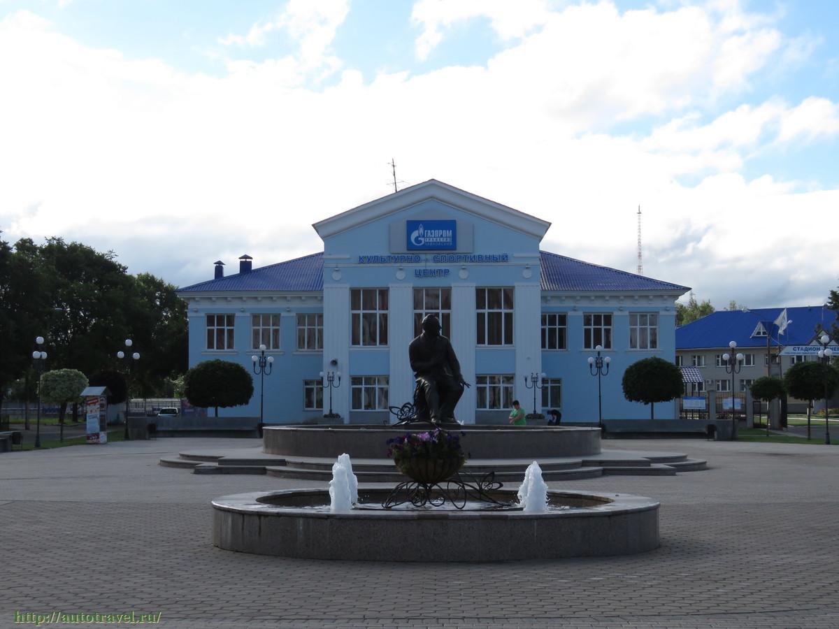 Чайковский город картинки