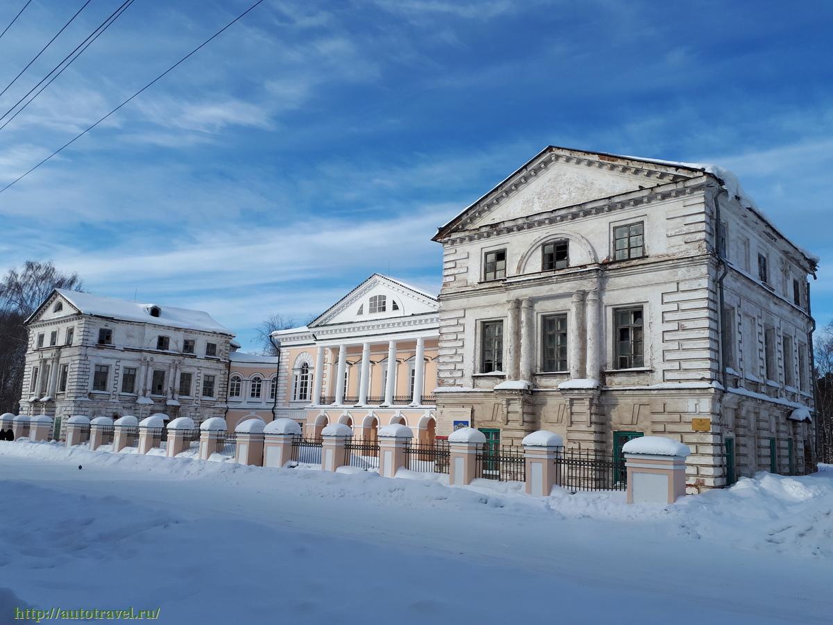 Сольвычегодск (Архангельская область) Что посмотреть