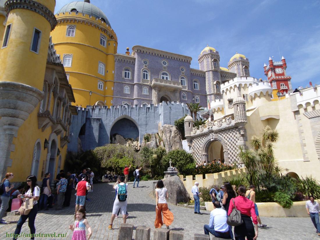 дворец мавров в синтре фото поселку чукчи дали