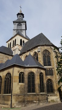 Церковь Сен-Жак/Église Saint-Jacques (Реймс/Reims (Франция))